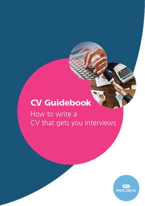 CV guidebook - 2019